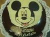 Tarta Mickey Mouse